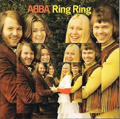ABBA-Ring Ring Digitally Remastered CD with Bonus Tracks New/Sealed