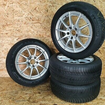 16 Zoll Mercedes C Klasse W204 Winterräder + 7x16 ET43  205/55 R16 + A2044015702