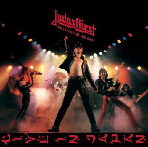 JUDAS PRIEST Unleashed in the East BANNER HUGE 4X4 Ft Fabric Poster Tapestry art