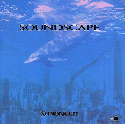 Pioneer Soundscape Audio CD-Neuwertig, Rarität