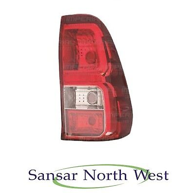 Toyota Hilux - Drivers Side Rear Lamp Tail Light - O/S RIGHT 2016 - Onwards