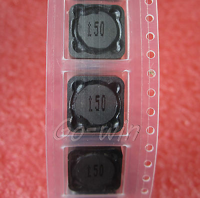 10PCS SRR1240-150M BOURNS SMD 15UH 20% 3.5A INDUCTOR NEW