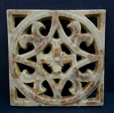 Ventilator Tile Vintage Mottled Glaze CALCO?