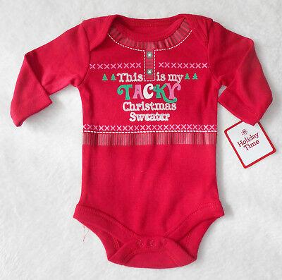 WEIHNACHTEN 🎅 Baby Body 🎅 Langarm 🎅 DIES - Baby Weihnachts Outfits