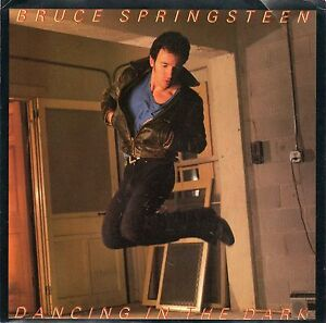 Bruce Springsteen-Dancing in the Dark (PS) Mint