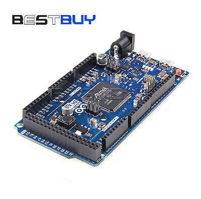 Due R3 Arm 32 Bit Atsam3x8e Compatible To Arduino Due Without Cable Bbc