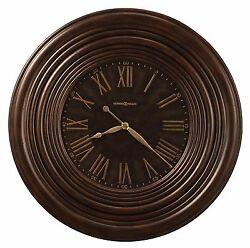625-519  HOWARD MILLER GALLERY WALL CLOCK  36  HARRISBURG  625519
