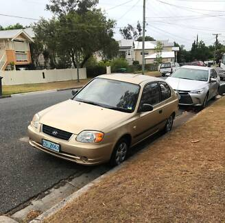 2003 Hyundai Accent Hatchback Huonville Huon Valley Preview