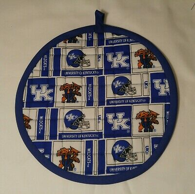 NCAA Kentucky Wildcats Kitchen Pot Holder 7