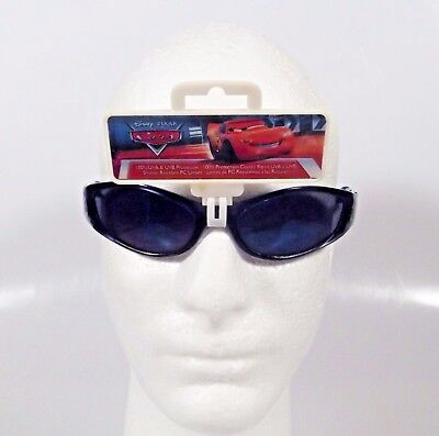Disney Cars Lightning McQueen 100% UVA-UVB Boys Sunglasses Great Gift - Lightning Mcqueen Sunglasses