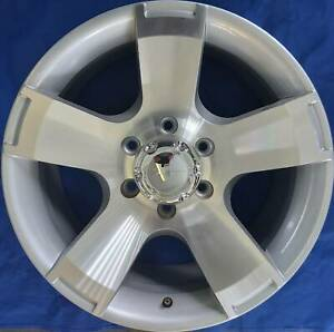 SET OF FOUR (4) AUSCAR 18x8 6/139.7 et 30 EXILE Nambour Maroochydore Area Preview