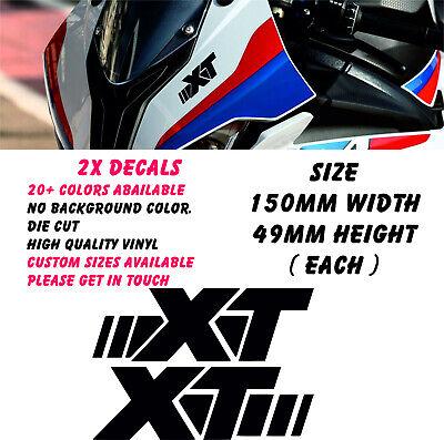 2x Yamaha R6 Logo Vinyl Sticker Decal Motorcycle