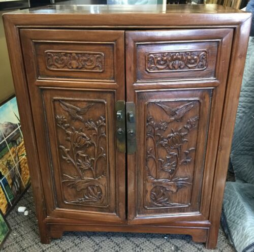 Asian Night Stand Chest