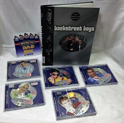 Backstreet Boys- Shaped Cd Collection &