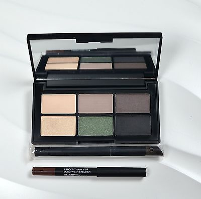 Nars NARSissist Hardwired Eye Shadow Palette 6 Shades Brush Eye