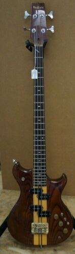 Vintage Early 1980s  Westone Thunder II Bass Guitar w/ case