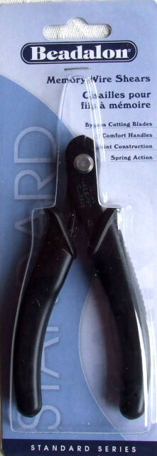 Beadalon Strong Craft Memory Wire Cutters/Shears