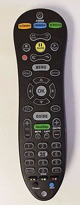 USED AT&T S30-S1B U-VERSE Standard Programmable Universal Remote Control