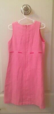 David Charles Dress Girl's Pink, Size 6, Only Worn Once
