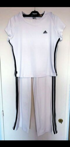 Survetement jogging  adidas + tee shirt adidas femme xxl