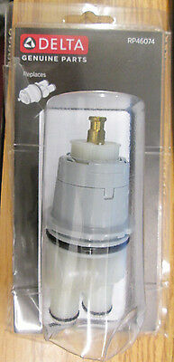 DELTA CARTRIDGE for 13 & 14 SERIES TUB/SHOWER VALVES #RP46074 NEW*