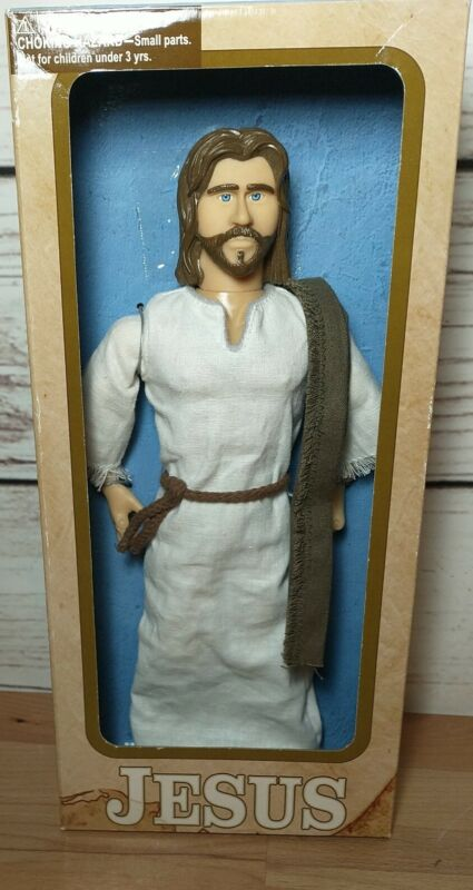 Messengers of Faith Talking Jesus Doll One2Believe Rare 2005 Bible Verses New