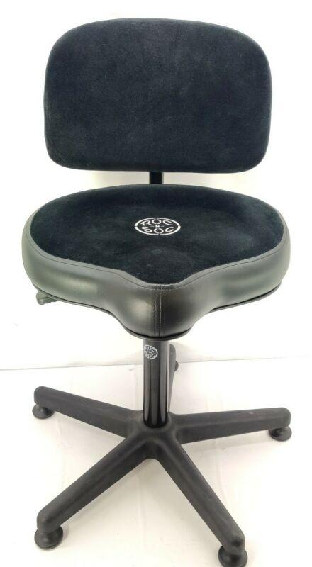 Roc n Soc Lunar Drum Throne with Black Seat and Backrest