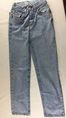 Rare Vintage Coca Cola Blue Jean Pants Size 27x28 #423