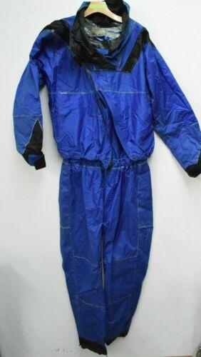Stohlquist Medium M Blue Drysuit Rough Shape
