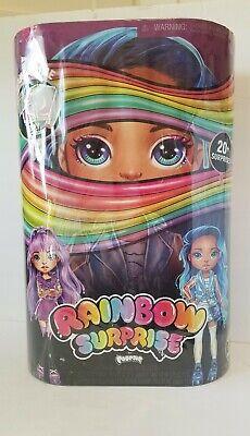 "Poopsie Rainbow Surprise 14"" Doll 20+ Surprises DIY Slime Fashion Sealed NIB"