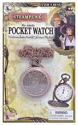 Steampunk Bolsillo Reloj, Accesorios, Disfraz