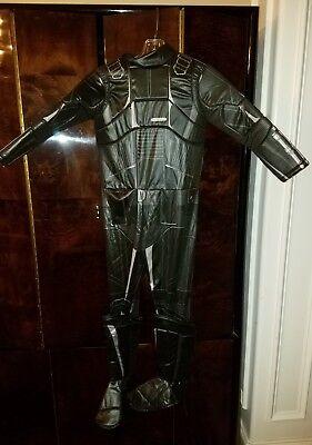 Star Wars Darth Vader Disney Halloween Kostüm Jugend Kinder M (Darth Vader Halloween Kostüme Kinder)