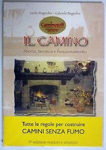 Manuale-per-Costruire-Camini-senza-Fumo-Tecnica-funzionamento-Bagnolini-il-LIBRO