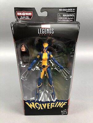 Marvel Legends: Deadpool Series 6-Inch Wolverine Action Figure
