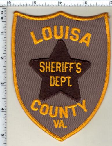 Louisa County Sheriff