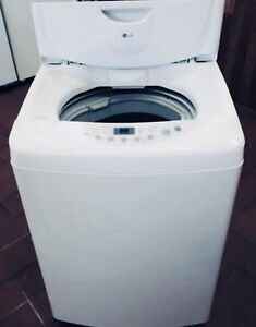 NEW apartment 2.6 Cu.ft portable washer w/wheels ....canDeliver