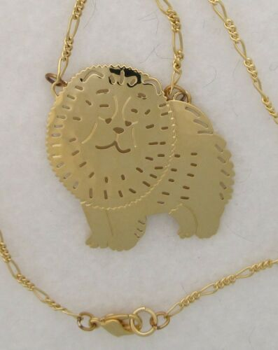 Chow  Chow Jewelry Necklace by Touchstone Dog Designs