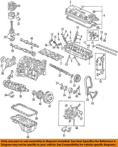HONDA OEM-Engine Timing Belt 14400PAAA02 | eBayeBay