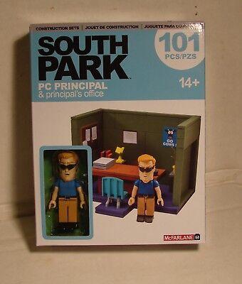 Mcfarlane  South Park  Principals Office   Construction Set 101 Pieces
