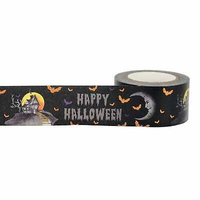 Halloween Party Planner (Halloween Spooky Haunted House Washi Tape Papercraft Planner Supply Party)