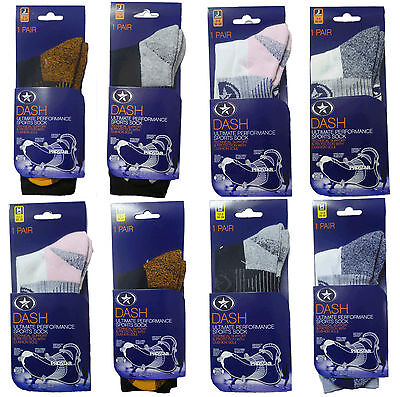 96 x Pairs Boys or Girls Dash Ultimate Performance Ankle Sports Socks