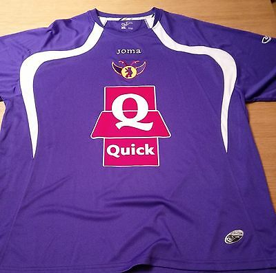 Germinal Beerschot FC Home Joma Shirt Jersey Brand New Rare Football Soccer image