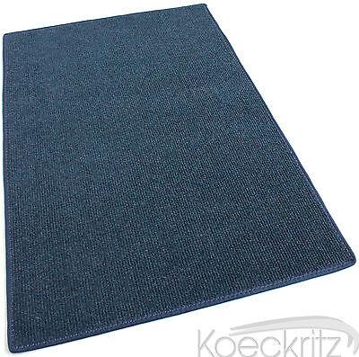 Dark Blue Indoor Outdoor Area Rug Carpet ...