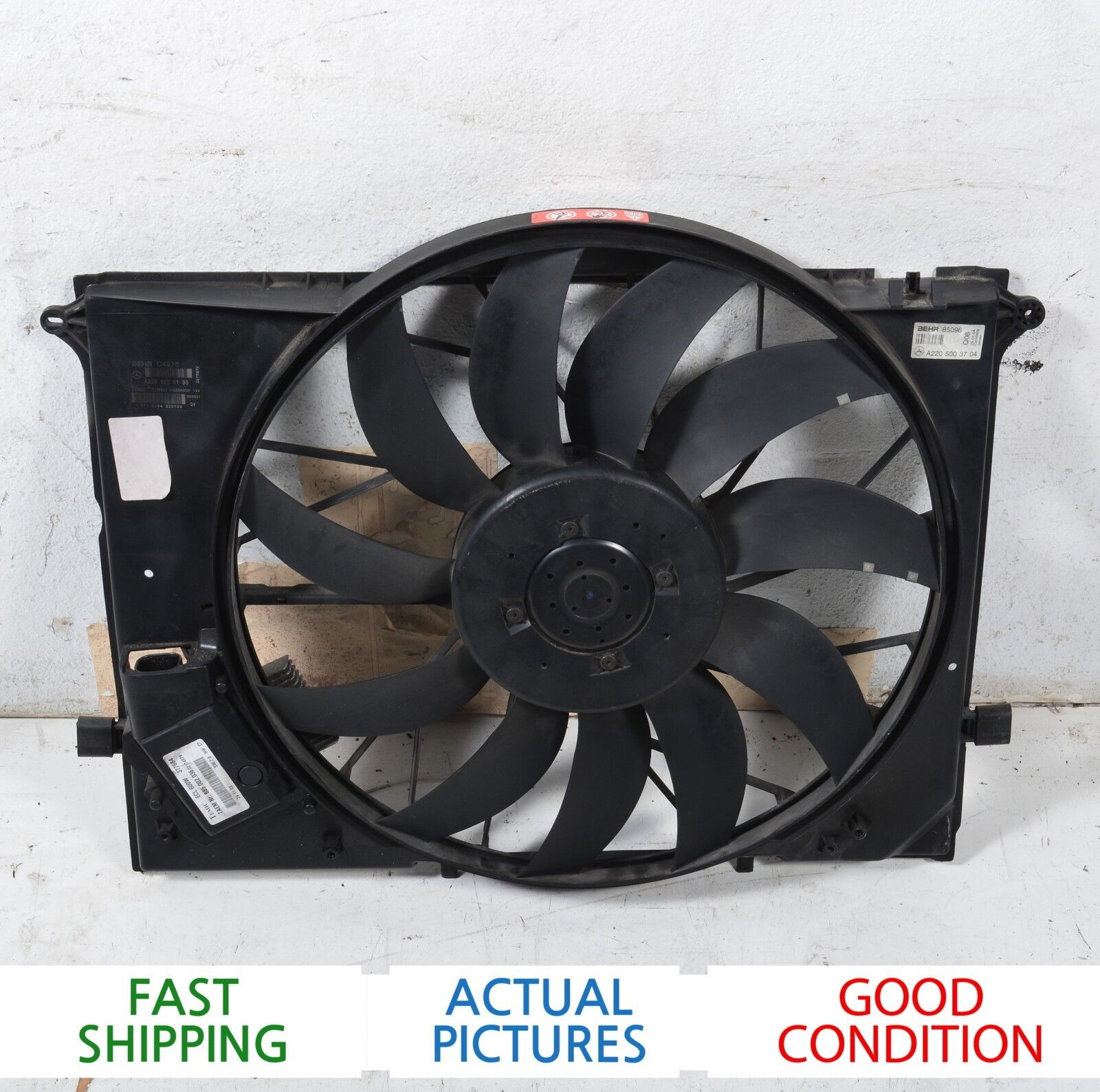 Used Mercedes-Benz 220 Radiators and Parts for Sale