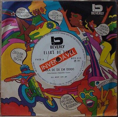Elias De Lima 1973  Puxa Com Tantas  Funk Soul Samba Groove 7  Brazil 45 Hear