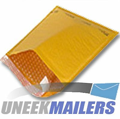10 12 5X19 Kraft Bubble Mailer Envelope Shipping Wrap Sealed Air Paper Mailing