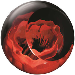 New-boxed-CAITHNESS-GLASS-World-War-One-WW1-Poppy-paperweight-U14075