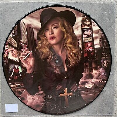 Madonna Ghost town Picture disc vinyl - Limited Edition New and unplayed