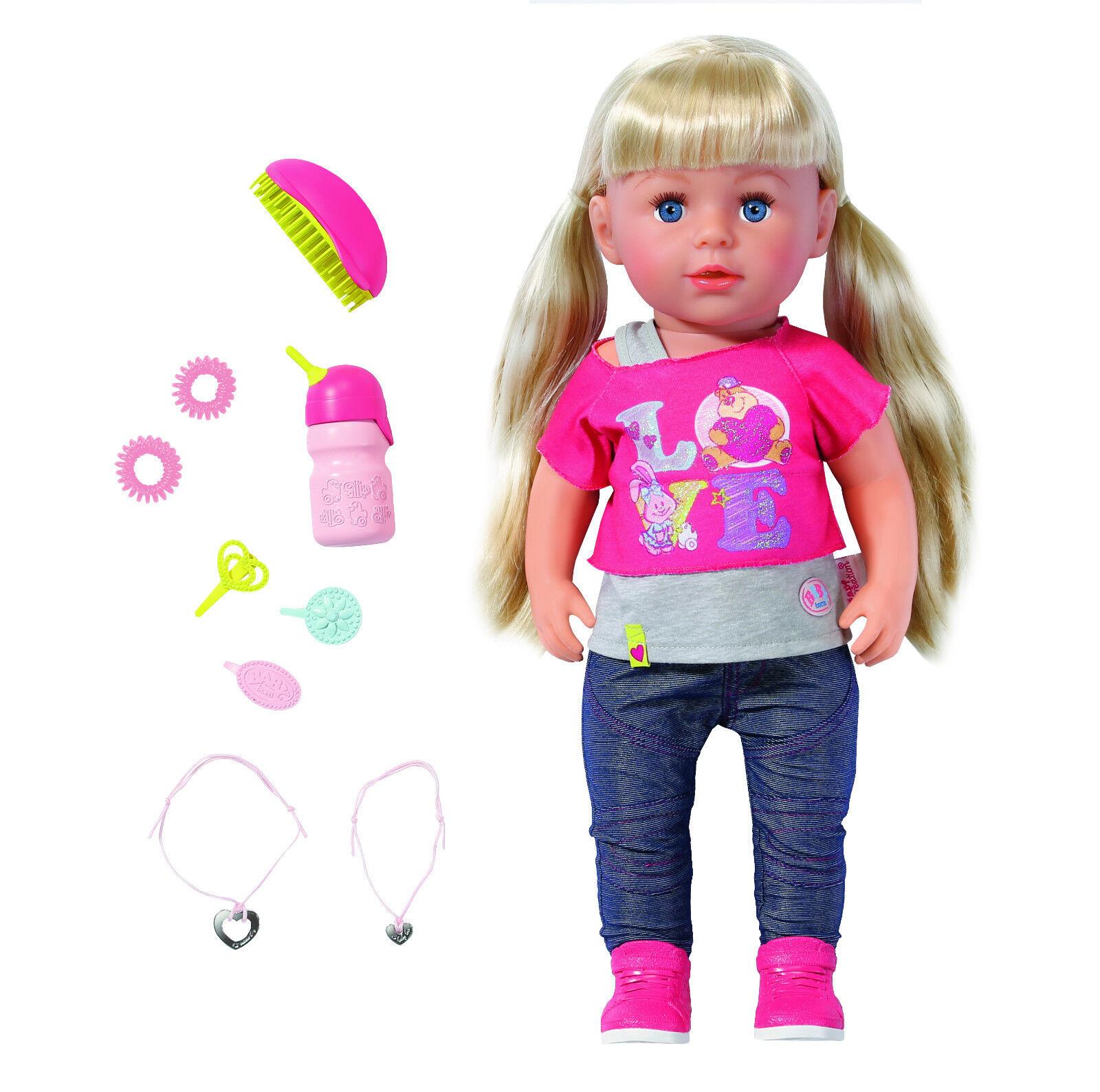 Zapf Creation Baby born Sister interactiv 820704  Spielzeug #brandtoys