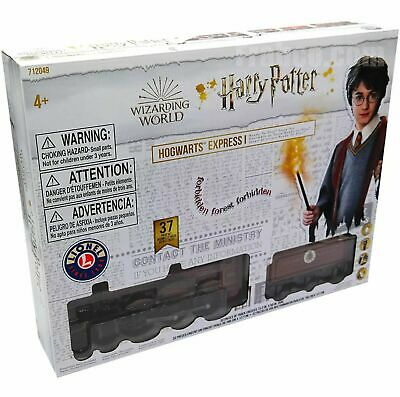 """Lionel RC Harry Potter Hogwarts Express I Train Ready-to-Play Set (Track 50"""" x 7"""